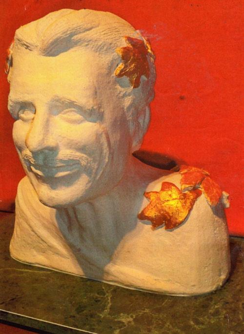 Commision sculpture