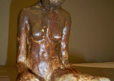 Female Sculptered Figure