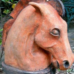 sandra jones horse sculpture