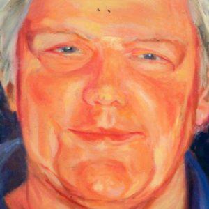 Sandra jones portrait for sale, sandra jones artist, portrait of brendan