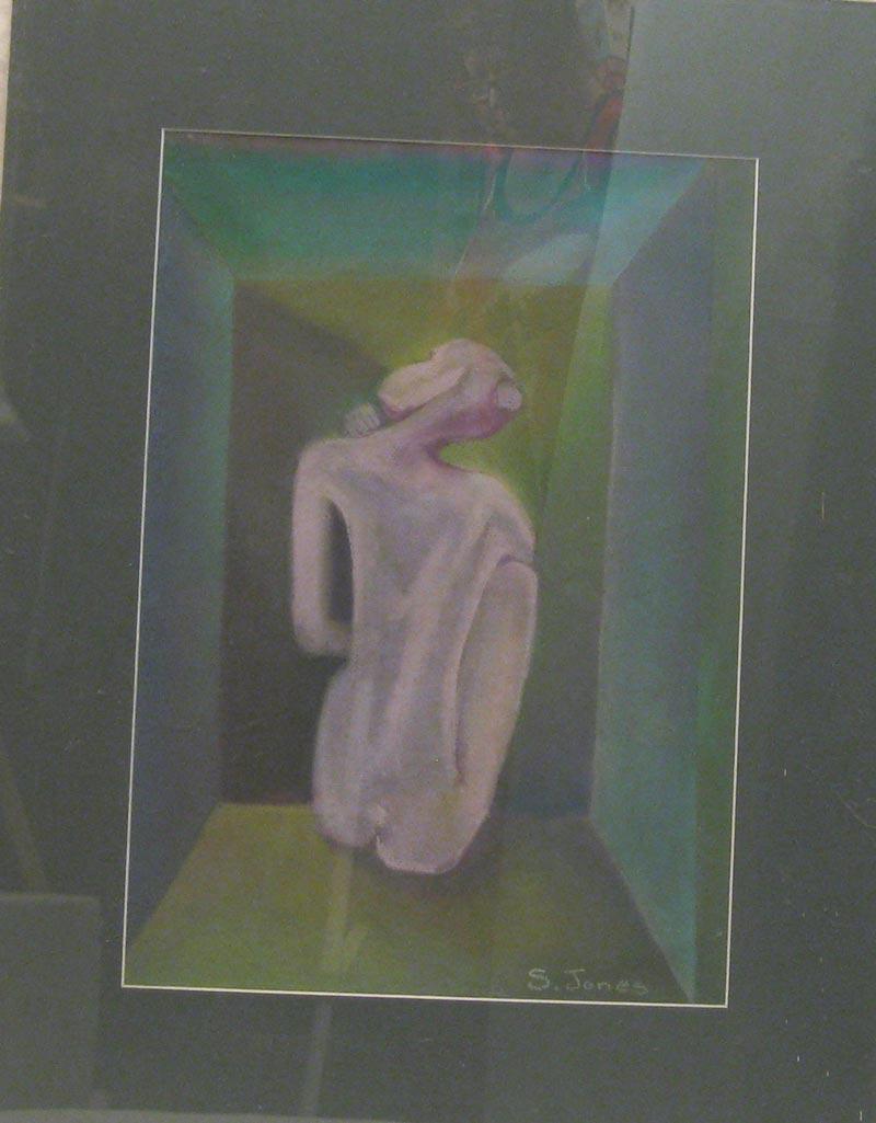 sandra jones portrait painter