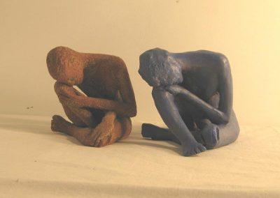 Contemplating Figures