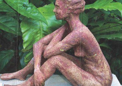 Female Brown Glaze $500