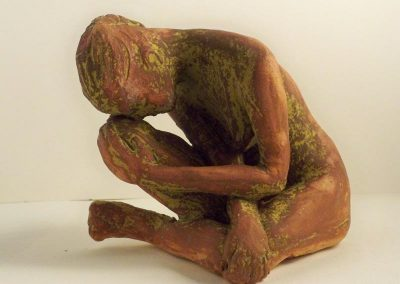 Female Ceramic Figure $250