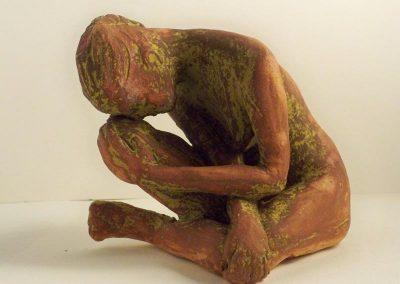 Female Ceramic Figure $250