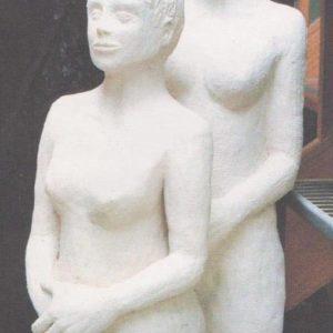 sandra jones earthenware ceramic figures