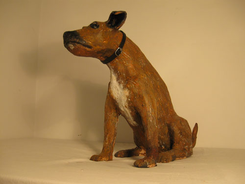 pet memorial statues, sandra Jones artist pet memorial statues