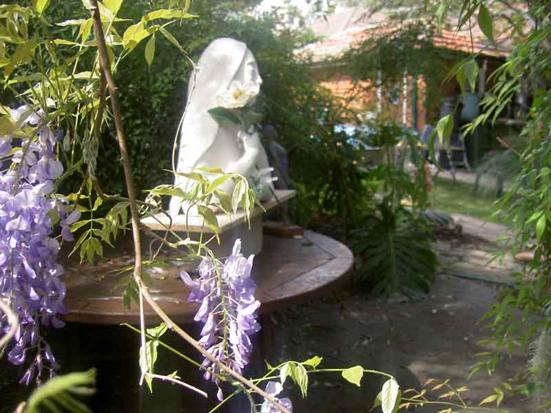 Outdoor Saint Mary MacKillop Sculpture