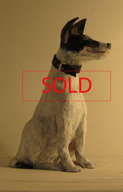 sandra jones sold sculpture